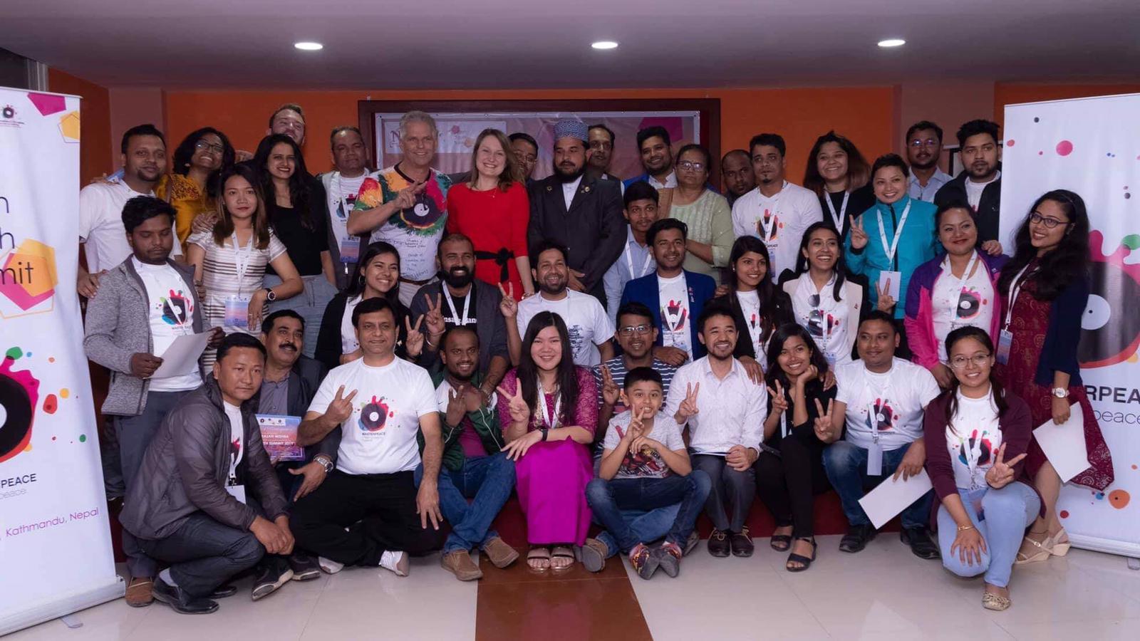 Nepal: MasterPeace Asian Youth Summit