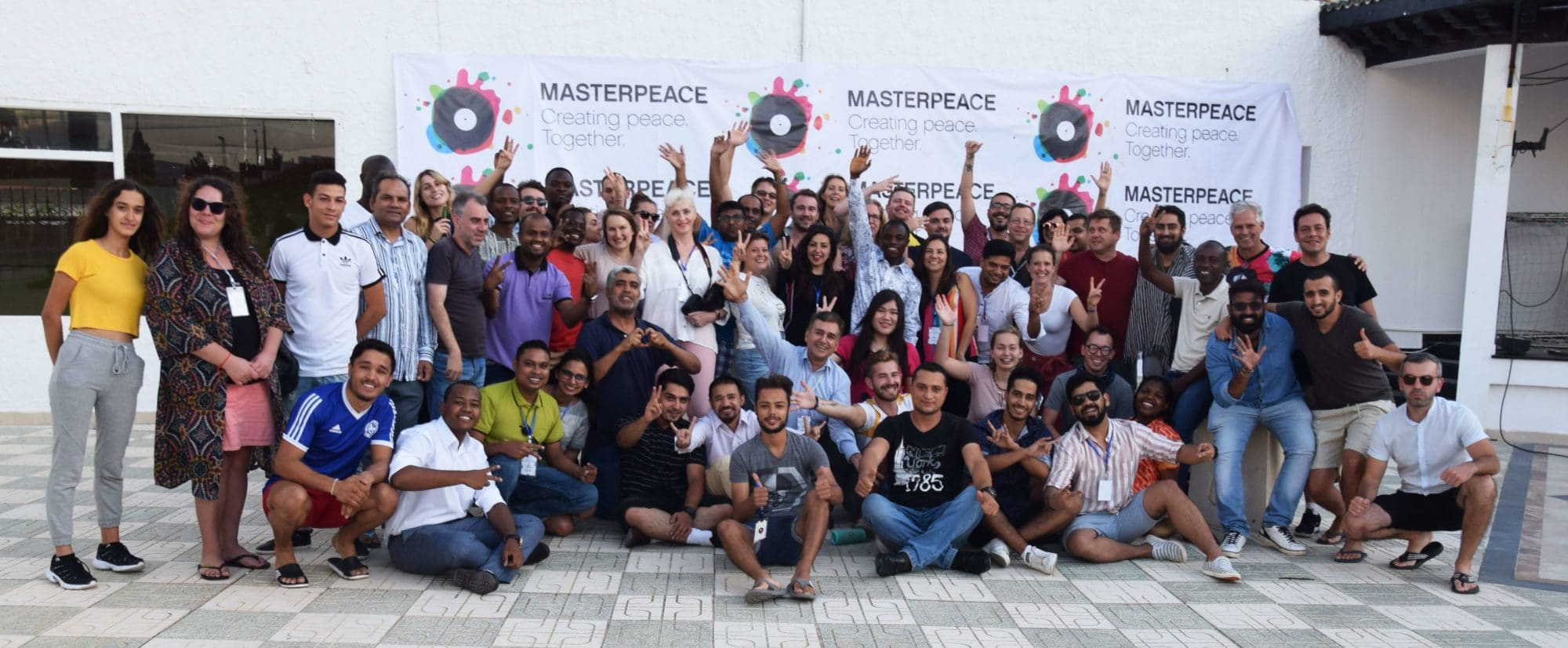 MasterPeace Global Bootcamp 2019