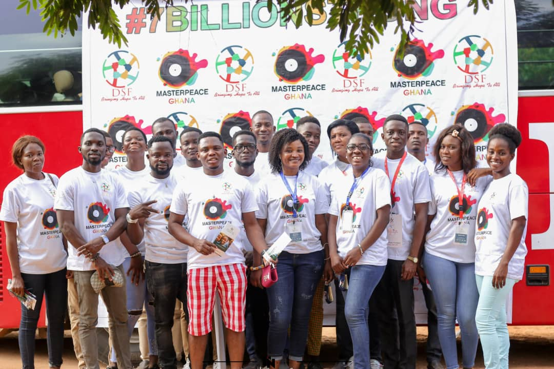 Ghana: Creating awareness and joy with storybooks