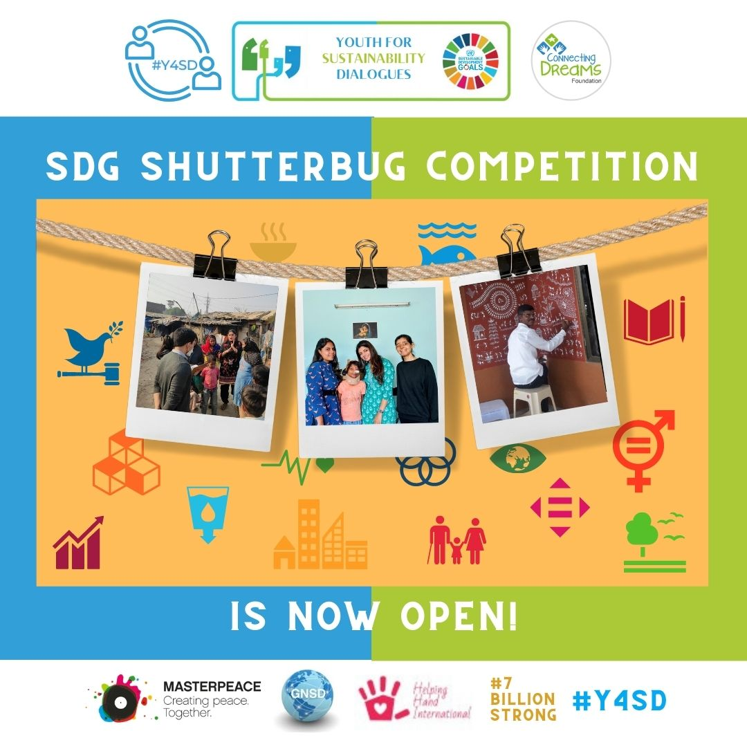 SDG Shutterbug Photo Competition