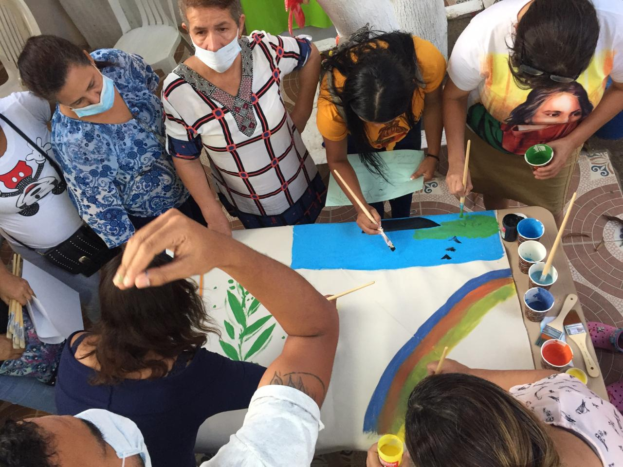 Building Peace Through Neighborhoods! How Barranquilla is doing it