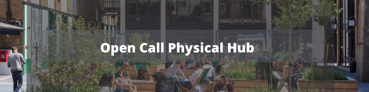 Open Call Physical Hub Tirana