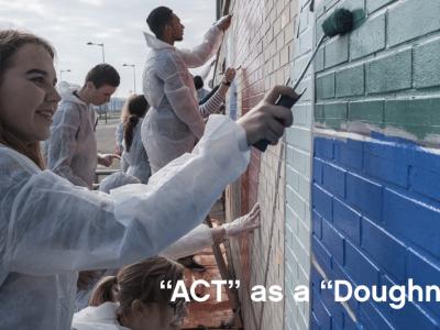 """""""ACT"""" as a """"Doughnut"""" .001"""