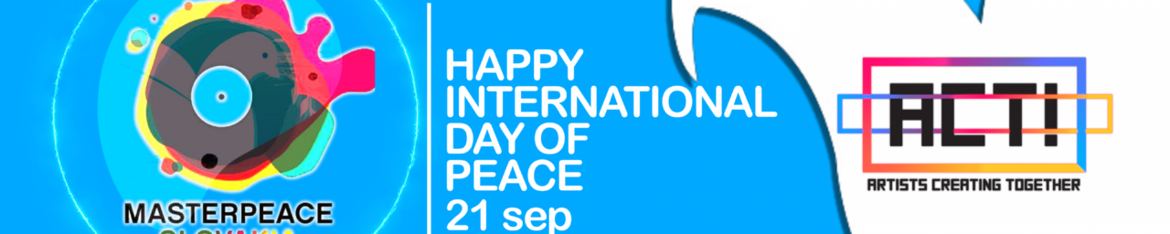 MASTERPEACE AFGHANISTAN AND SLOVAKIA- INTERNATIONAL DAY OF PEACE (IDP) 4 OCTOBER 2018