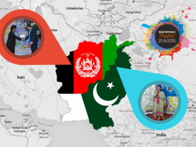 MASTERPEACE AFGHANISTAN & PAKISTAN- SHARE MUCH MORE THAN BORDERS 29 FEBRUARY 2016 cover