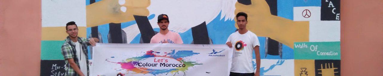 MASTERPEACE AROUND THE WORLD MOROCCO cover