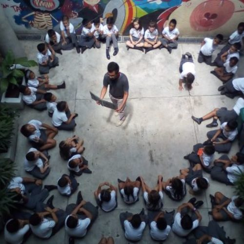 MASTERPEACE COLOMBIA READINGS FOR PEACE (1..