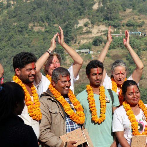 MASTERPEACE WALK NEPAL 2018 3