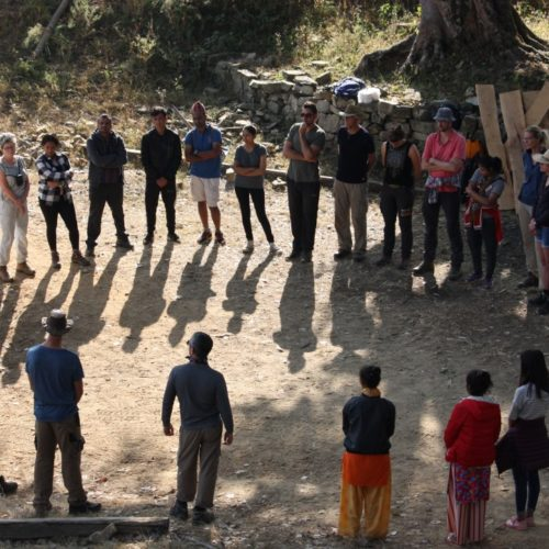 MASTERPEACE WALK NEPAL 2018 5