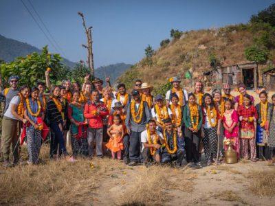 MASTERPEACE WALK NEPAL 2018 cover