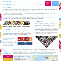 MasterPeace Onepager