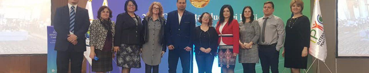 Romania peace conference
